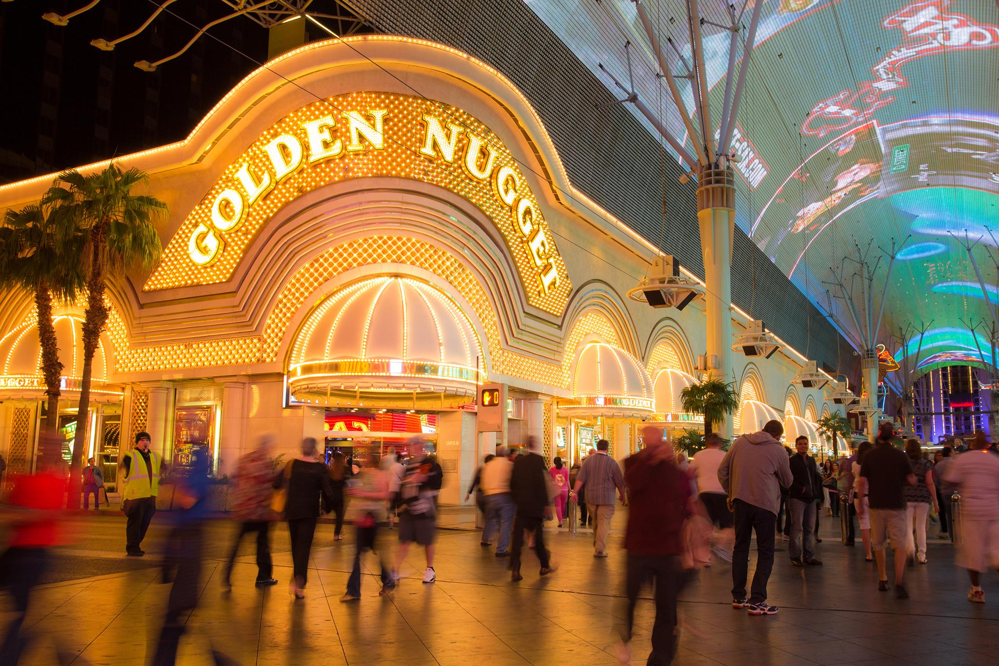 1. Haz una apuesta en un casino de fama mundial