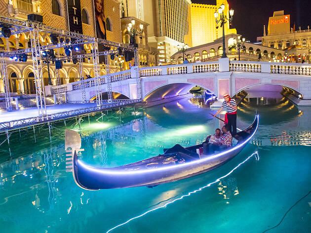 3. Visita el mundo entero sin salir de Las Vegas