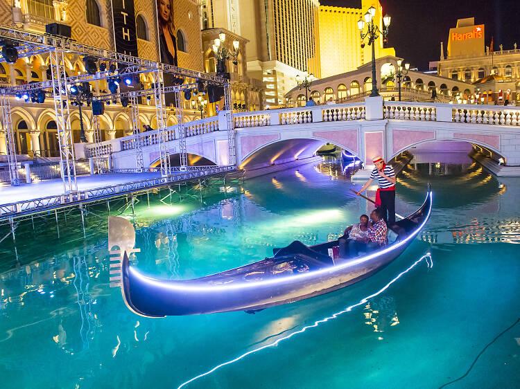 Visita el mundo entero sin salir de Las Vegas