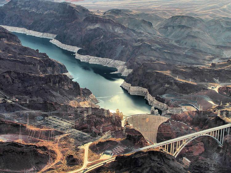Visita la presa Hoover