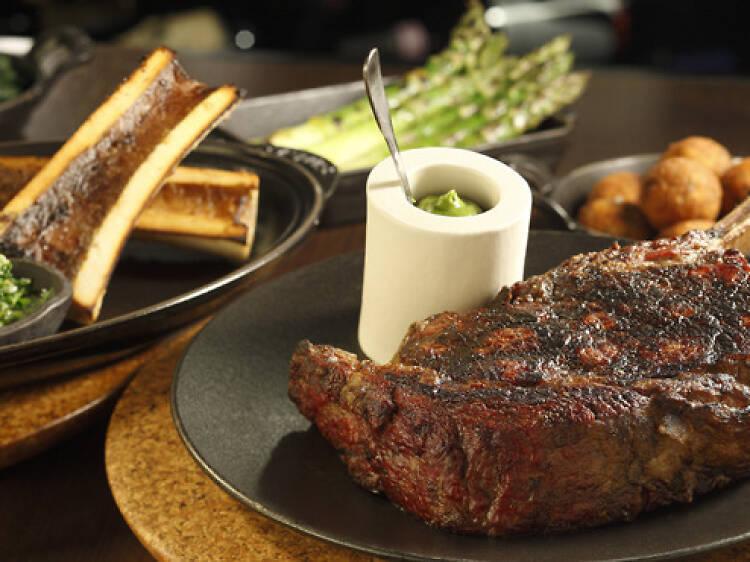 Cómete algunas de las mejores piezas de carne del mundo