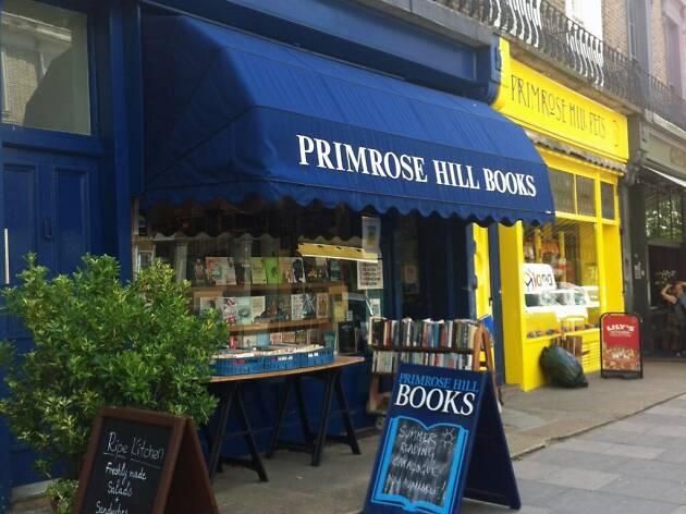 28 Brilliant Bookshops in London