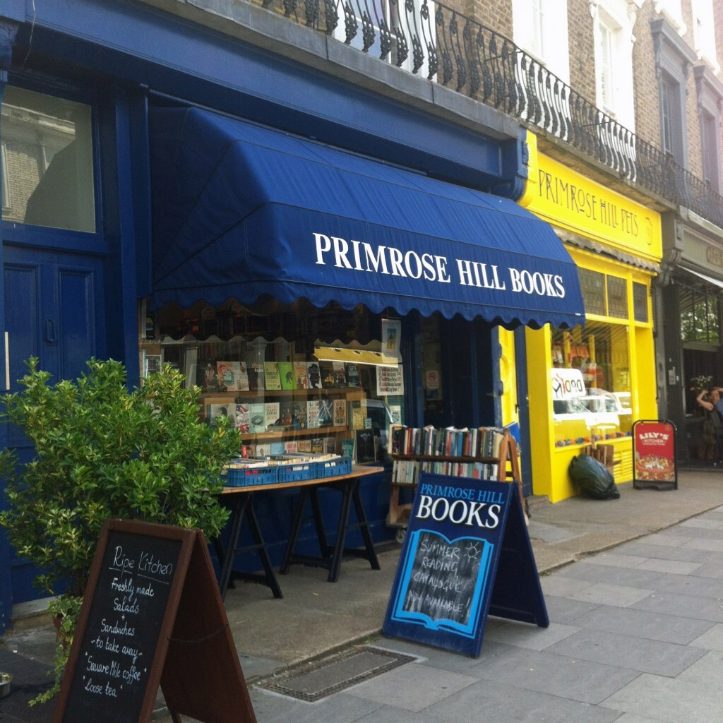 Primrose Hill Books, London