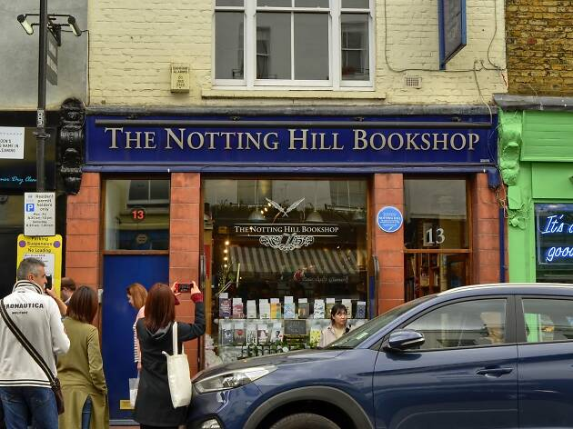 The Notting Hill Bookshop, London