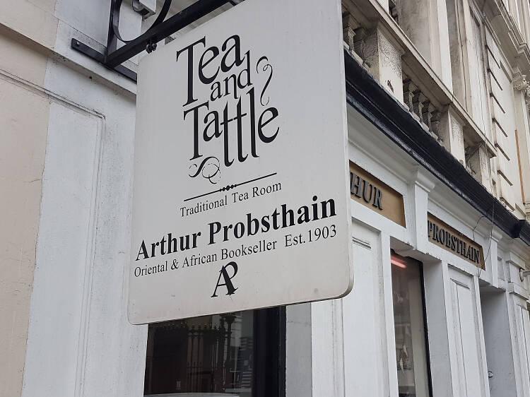 Arthur Probsthain