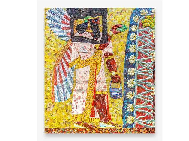 Michael Rakowitz at Whitechapel Art Gallery exhibition review