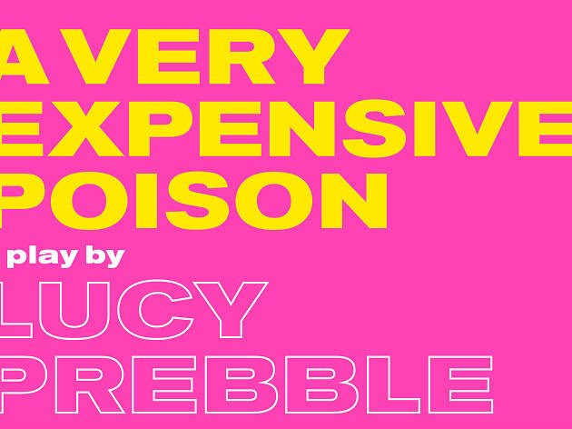 A Very Expensive Poison, Old Vic, Lucy Prebble