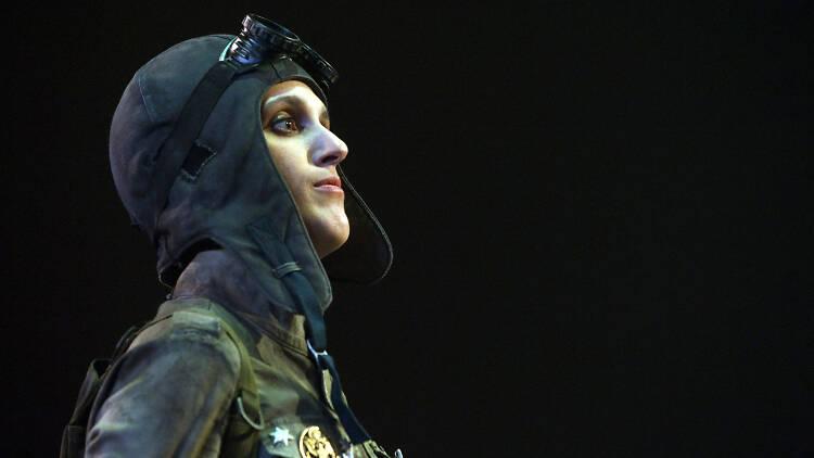 Laura Aubert a 'Victòria d'Enric V'