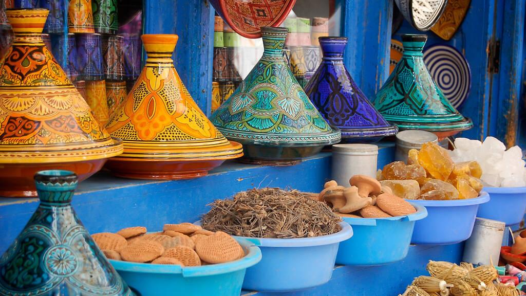 Guanya un viatge al Marroc per a dues persones!