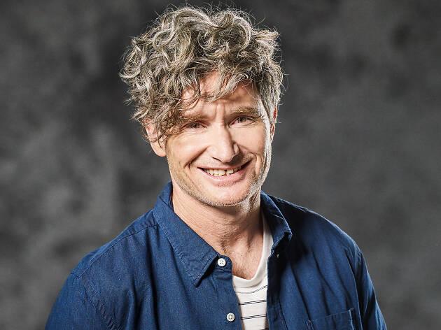 comedian man sydney comedy festival