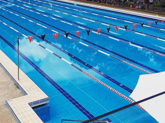 Pool at Ku-ring-gai Fitness and Aquatic Centre