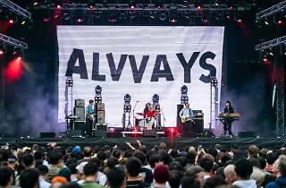 Alvvys at Clockenflap 2018