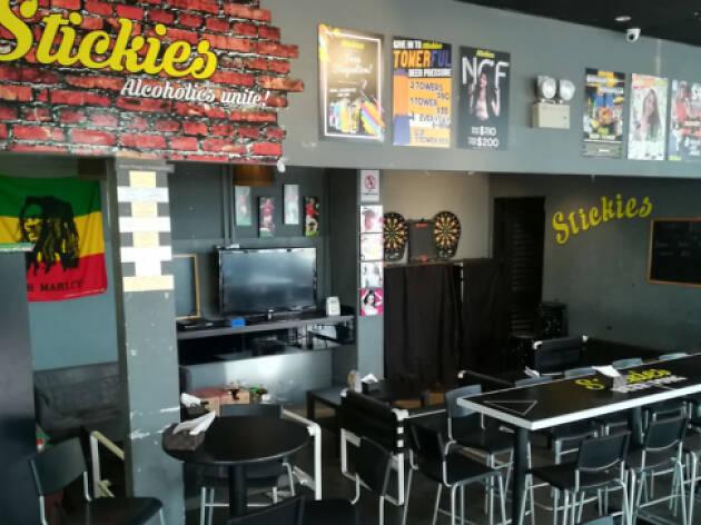 Stickies Bar