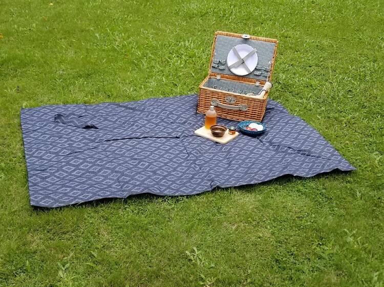 Piafpiaf:貼心野餐墊