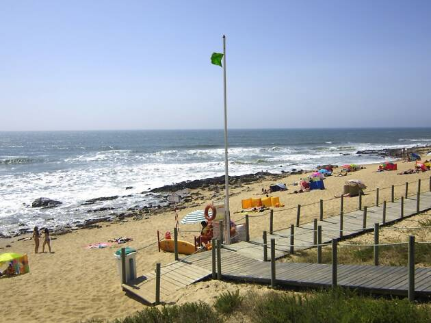 Praia de São Félix da Marinha