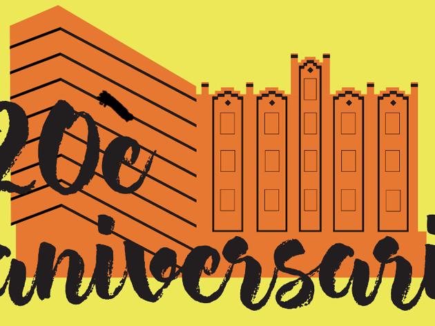 Festa dels 20 anys Centre Cultural La Farinera del Clot