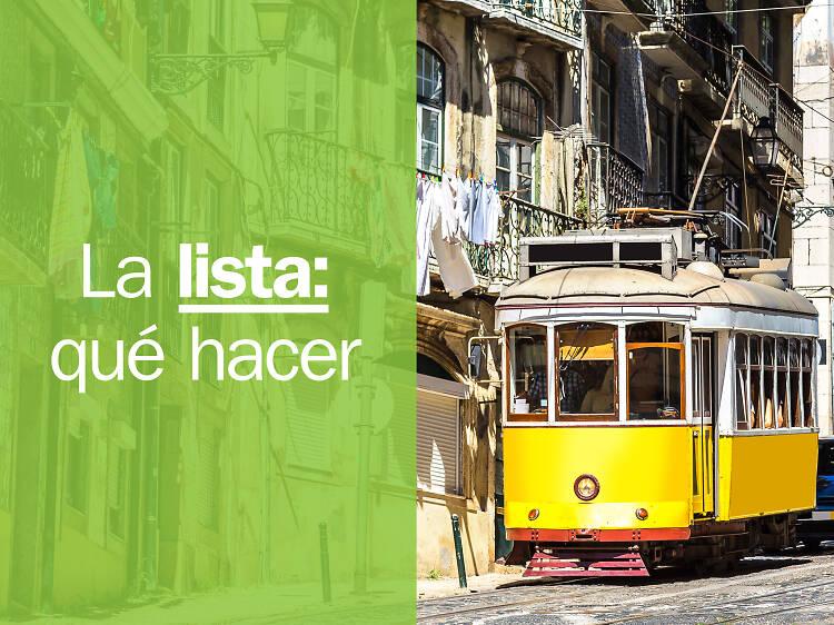 Las 20 mejores cosas para hacer en Lisboa