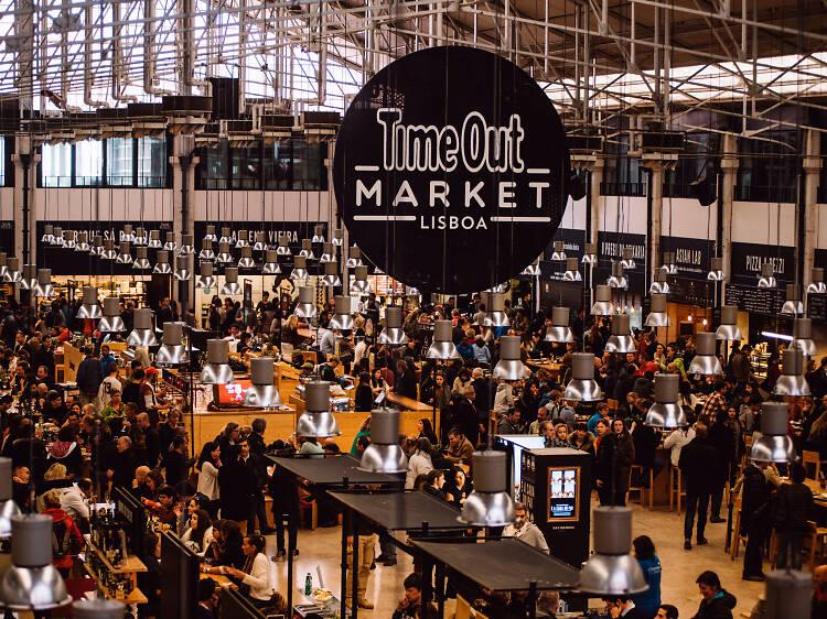 Prueba la mejor comida portuguesa en Time Out Market Lisboa