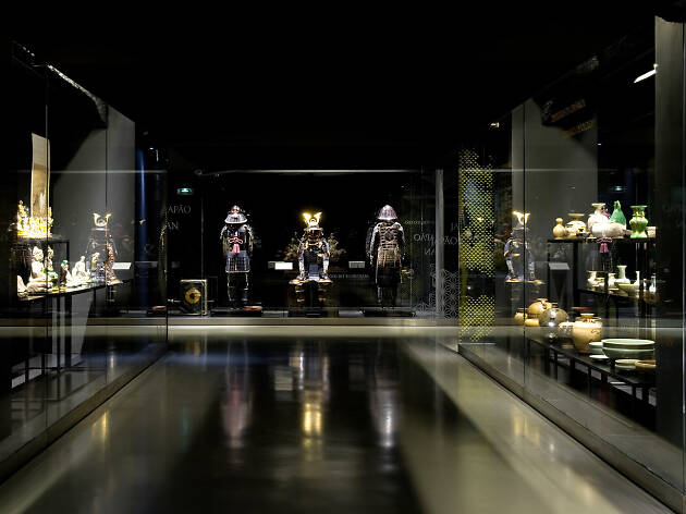 17. Viaja por el mundo sin salir del país en el Museu do Oriente
