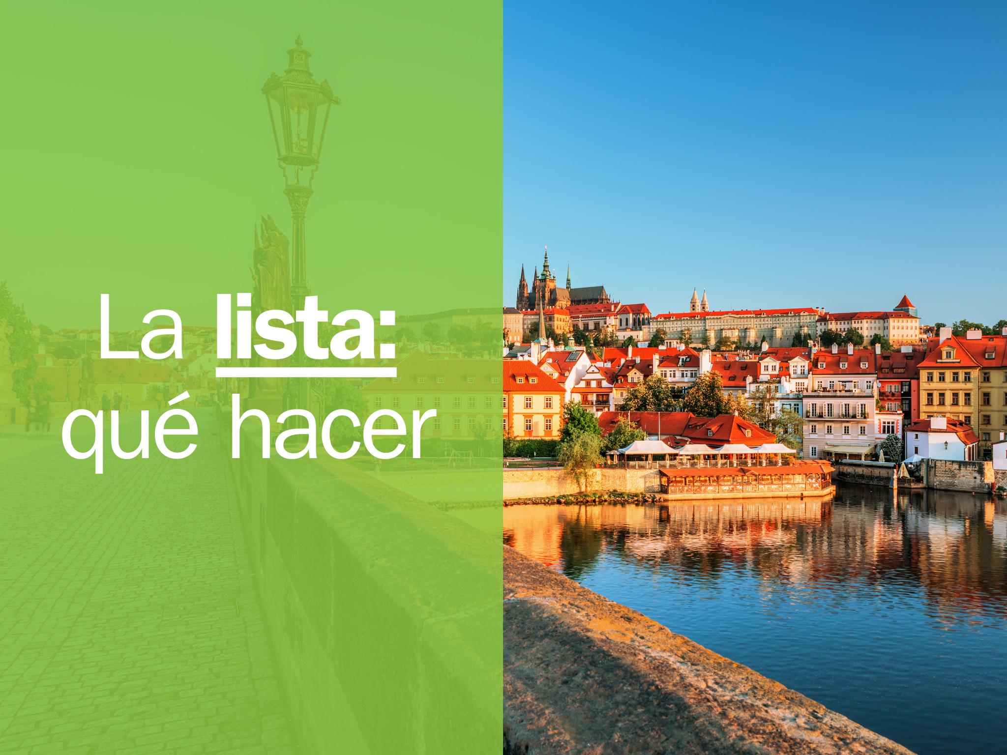 que hacer Praga