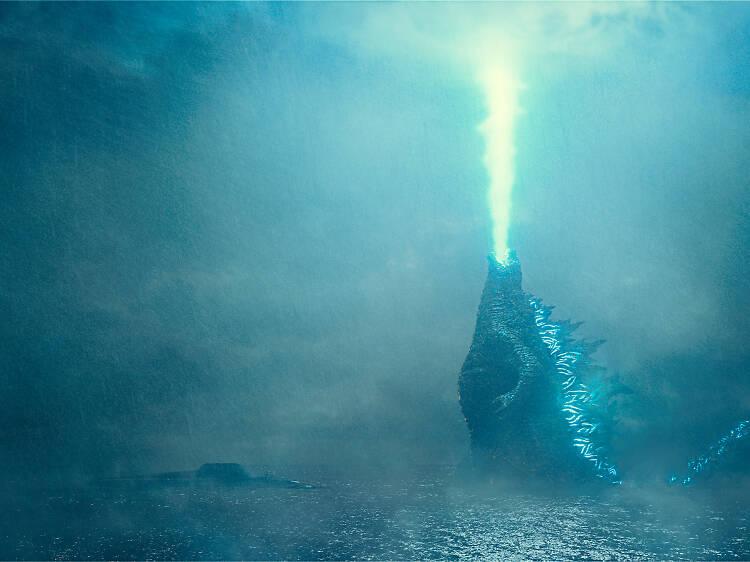 Para el amante de los monstruos: Godzilla II