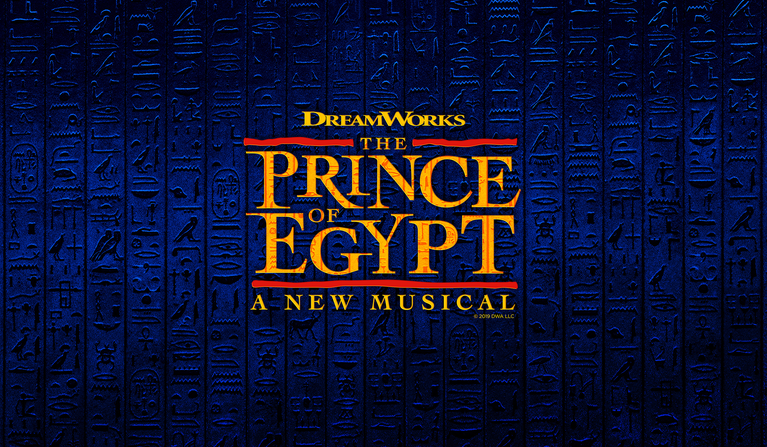 'The Prince of Egypt' comes to the West End in February 2020
