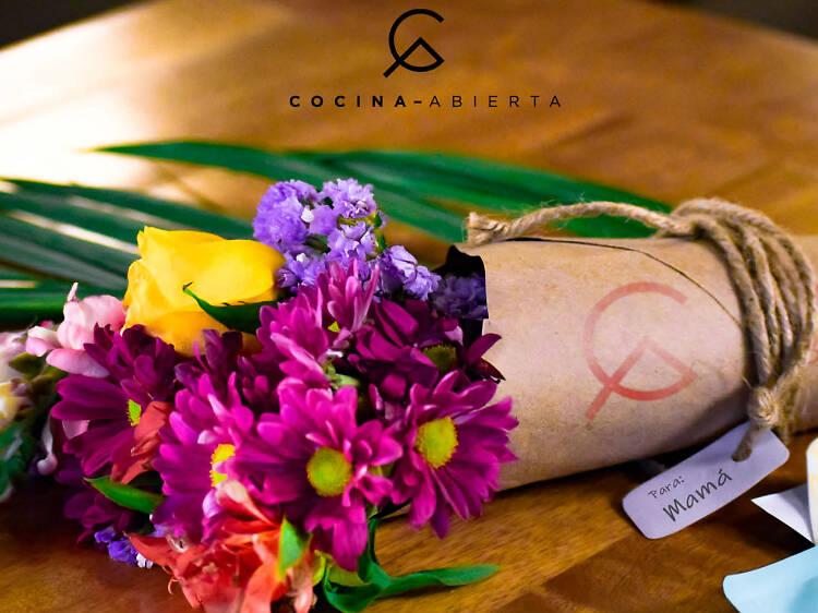 Cocina Abierta: celebra el Día de las Madres
