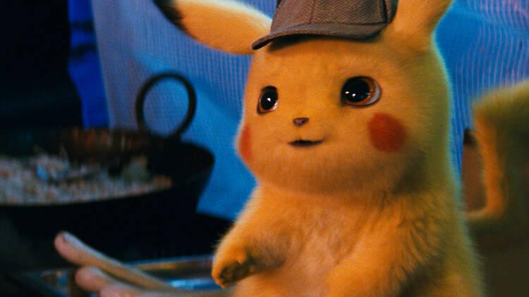 Detective Pikachu, el primer live action de Pokémon