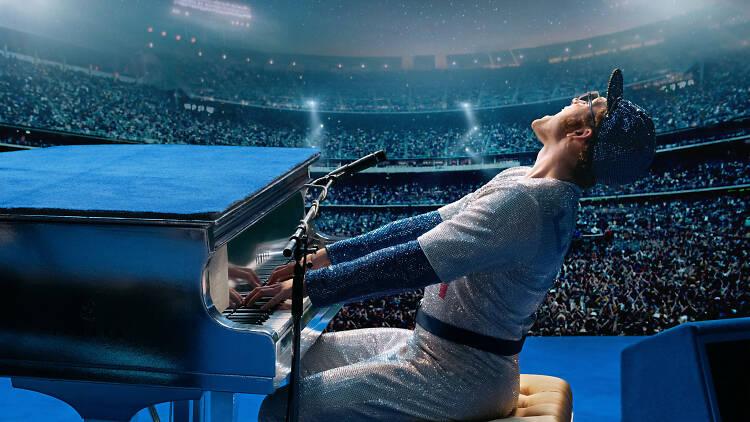 Rocketman, la biopic de Elton John