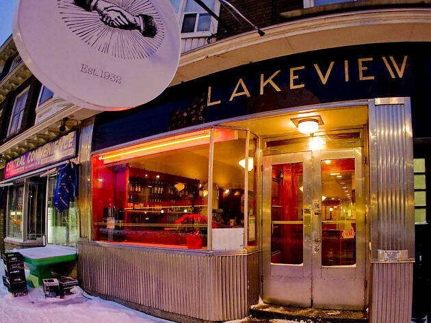 The Lakeview