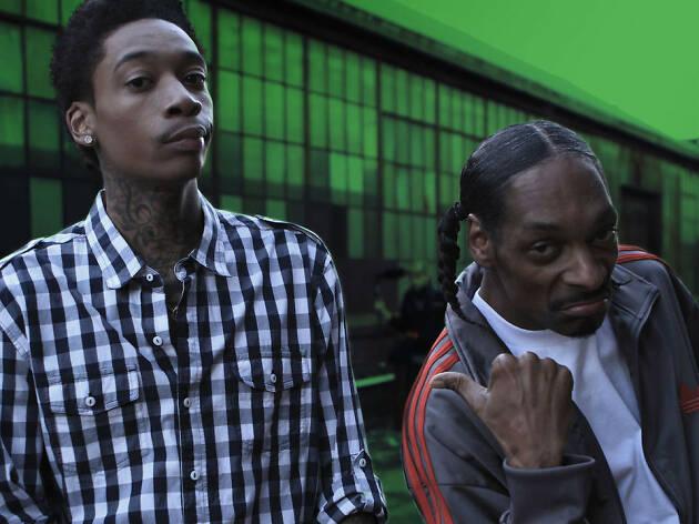 Mac & Devin Go to High School, con Snoop Dog