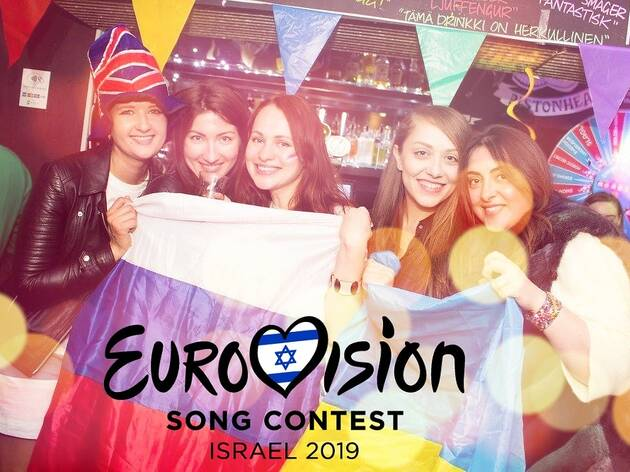 Eurovision Party Things To Do In London