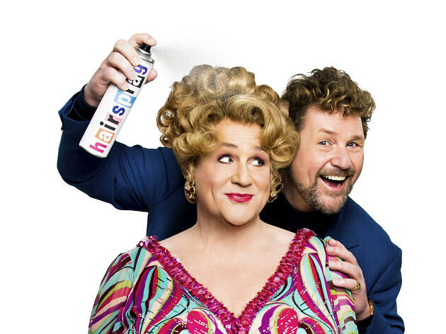 Hairspray, Michael Ball, 2019