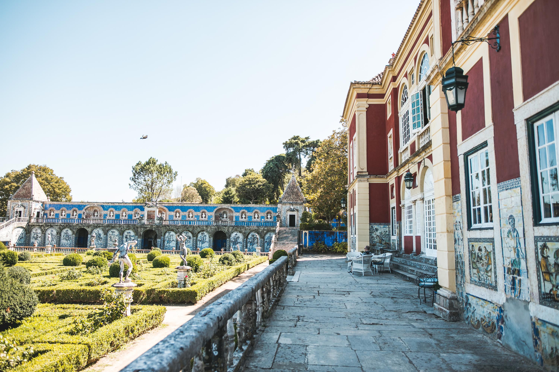 Palácio Marquês da Fronteira