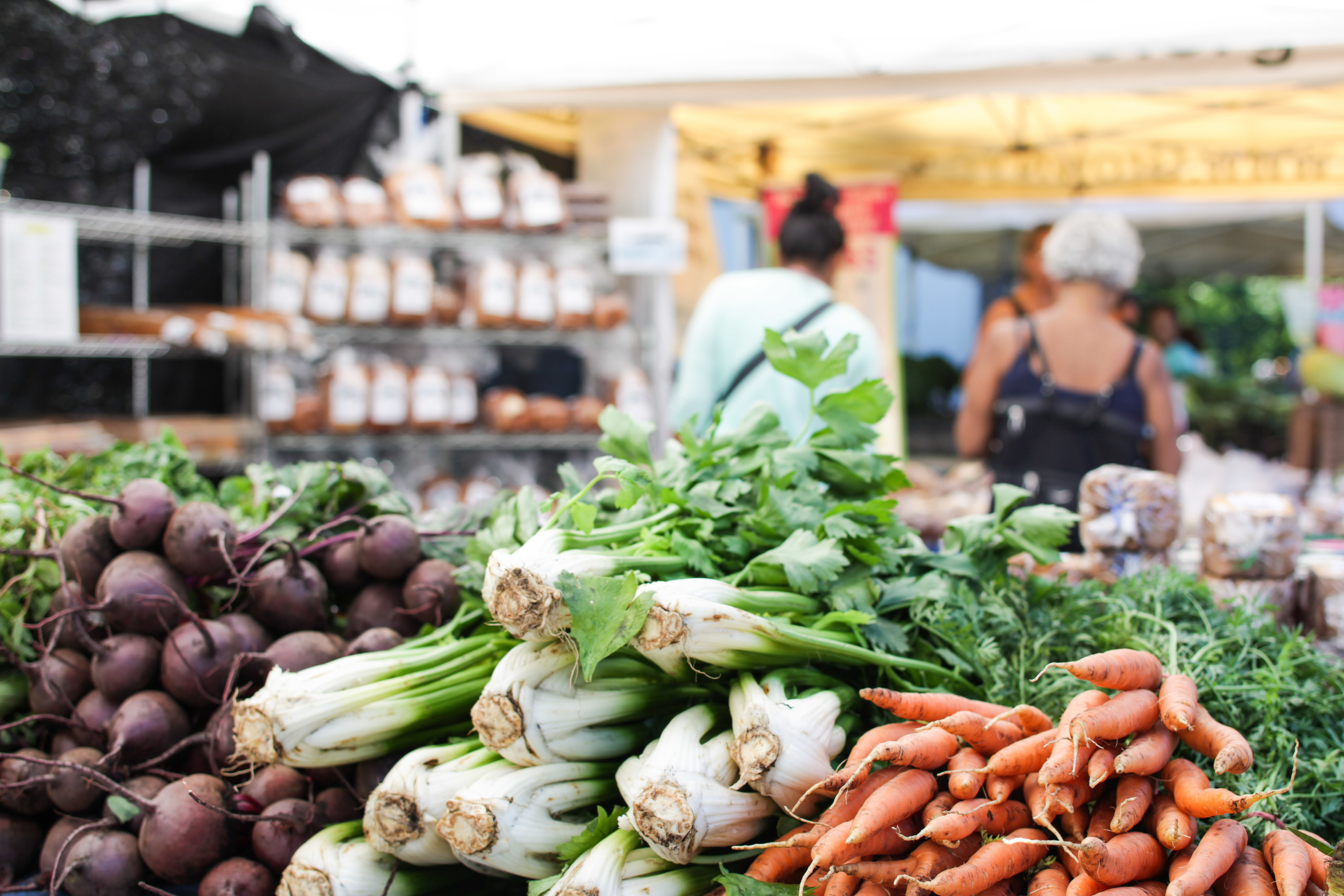 13 Amazing Farmers' Markets NYC Offers For Fresh Produce