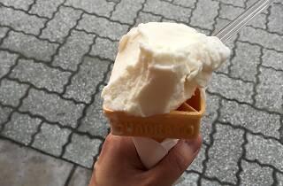 アイスクリームコウボウ  ボボリ ニシオギボクジョウ