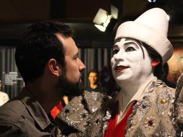Rutas Misteriosas: Noche de misterio en el Museo de Cera