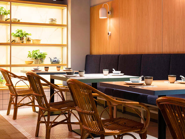 Lan Dining interior (Photograph: Supplied)