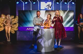 MTV Awards at Madame Tussauds