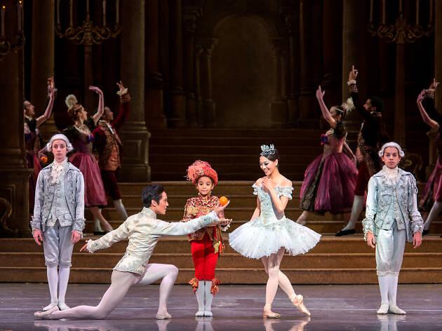 Boston Ballet, Cinderella