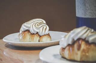 Gontran Cherrier meringue croissants