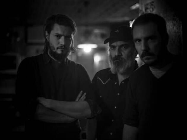 Fernando Alfaro Dark Folk Trio