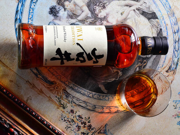 Iwai Tradition Mars Whisky