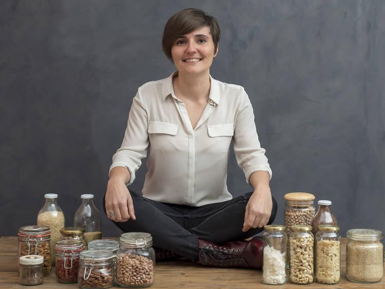 Ana Milhazes, fundadora do Movimento Lixo Zero Portugal