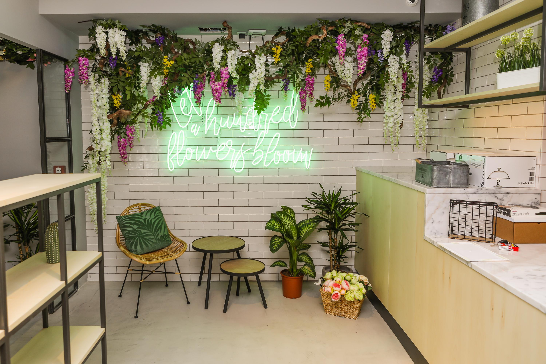 Camélia Brunch Garden