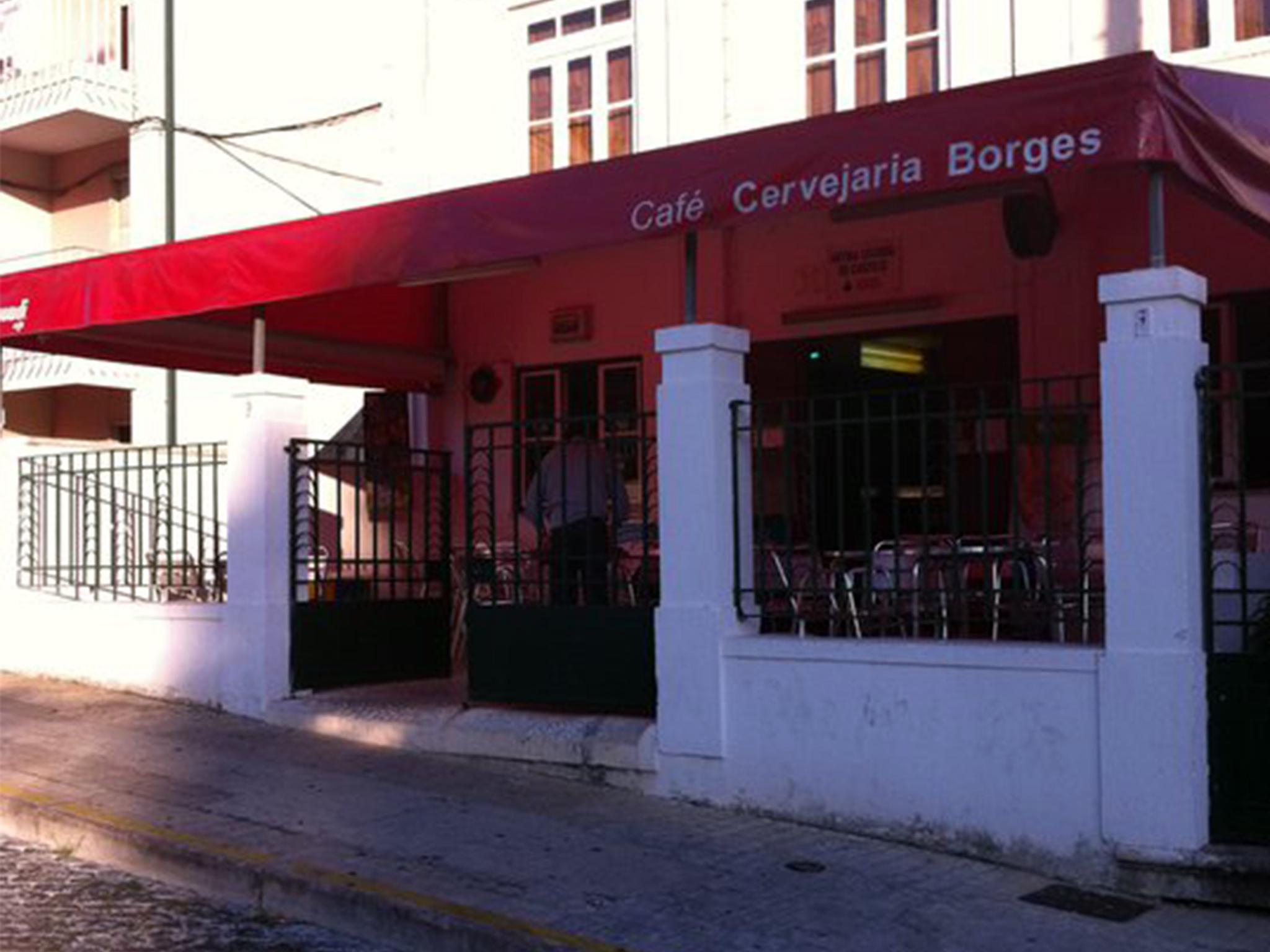 Café Cervejaria Borges