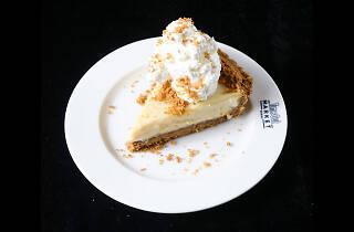 Key lime pie at Kush