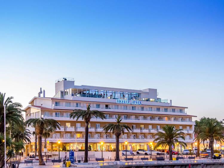 Esplanada do Hotel Baía Cascais