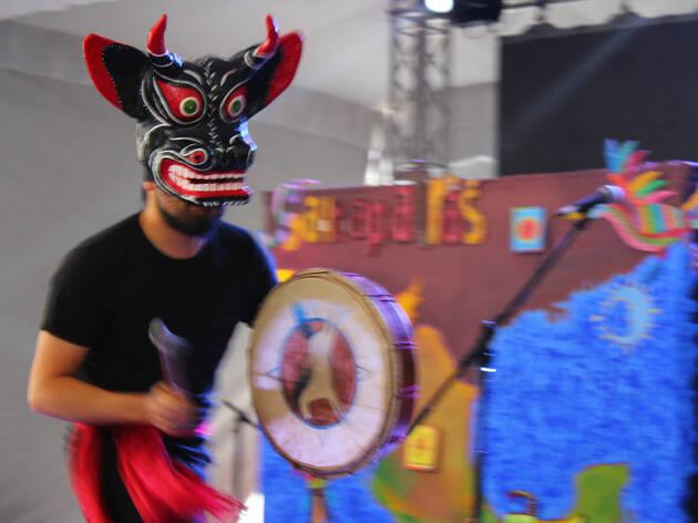 Saltapatrás  (Foto: Cortesía Saltapatrás)