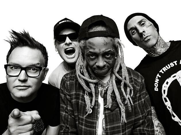 Blink-182 + Lil Wayne
